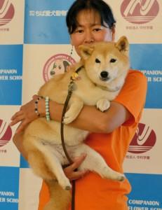 千葉愛犬4